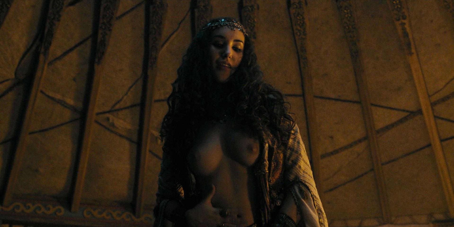 Olivia cheng in marco polo s1e34 - 5 9