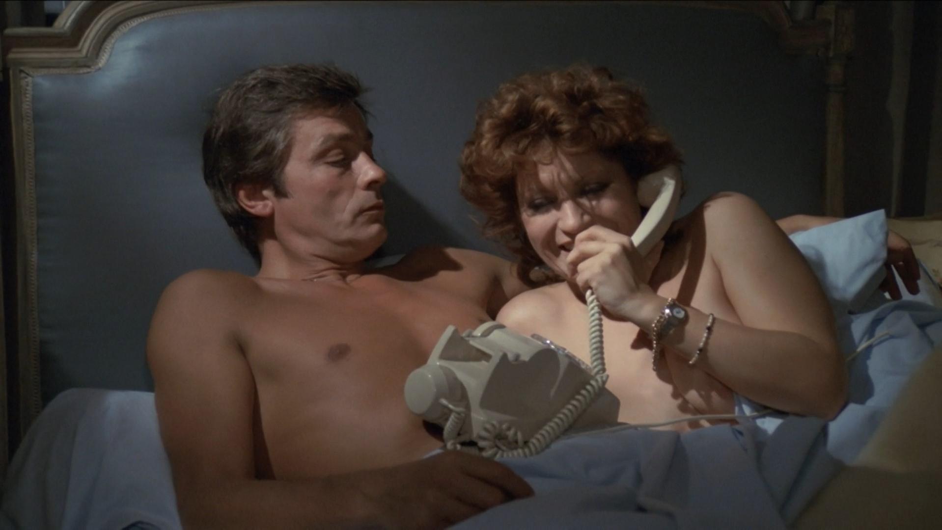Andrea Ferreol nude - Le Battant (1983)