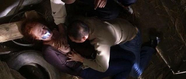 Andrea Stefancikova nude - Kidnapped in Romania (2016)