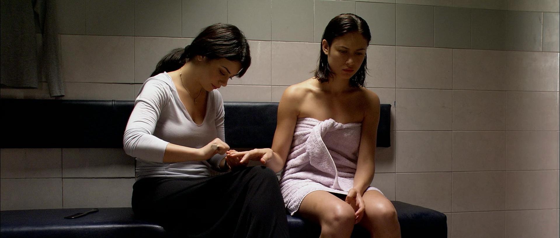 Olga Kurylenko nude - The Assassin Next Door (2009)