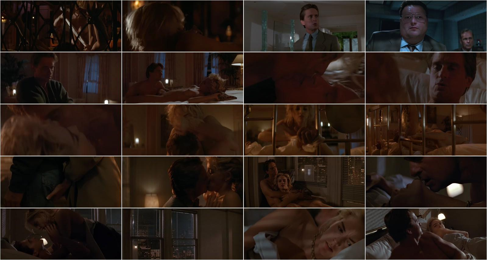 Basic instinct 1992 sex scene