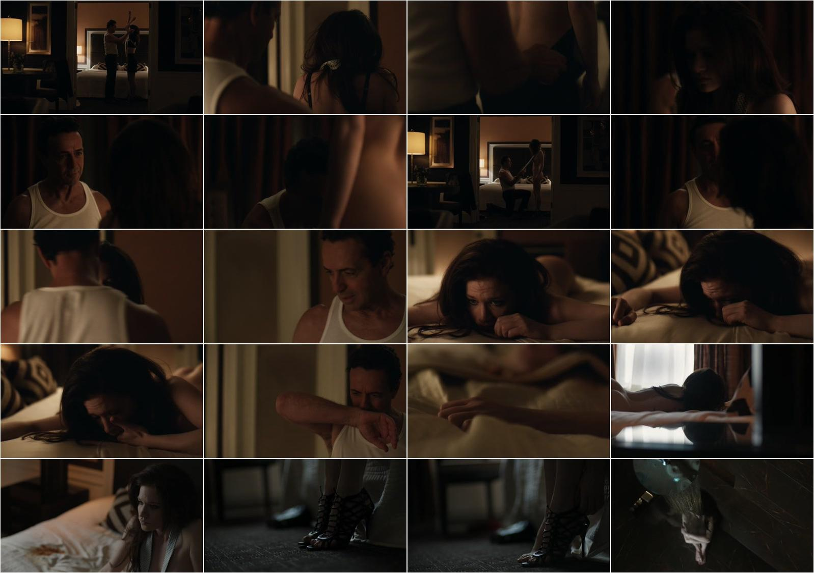 Sarah Hay nude - Flesh and Bone s01e02 (2015)
