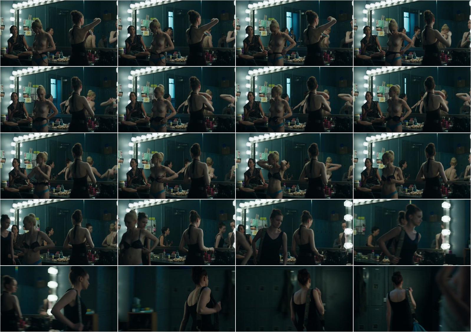 Nadezhda Vostrikov nude - Flesh and Bone s01e03 (2015)