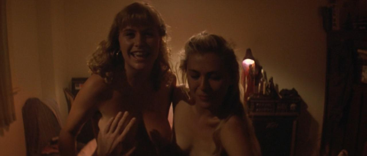 Stephanie Cooper nude, Fille Dusselee nude - Bad Boy Bubby (1993)