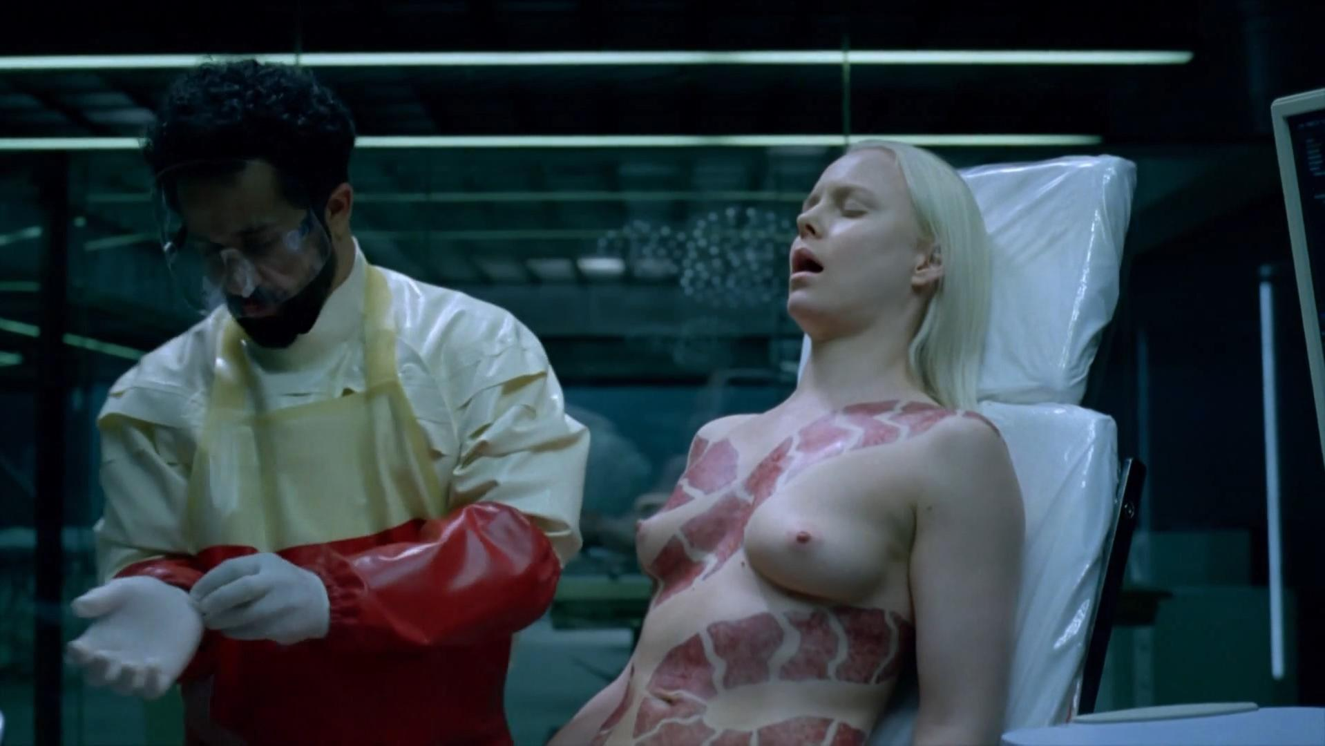 Angela Sarafyan Tits nude video celebs » ingrid bolso berdal nude - westworld