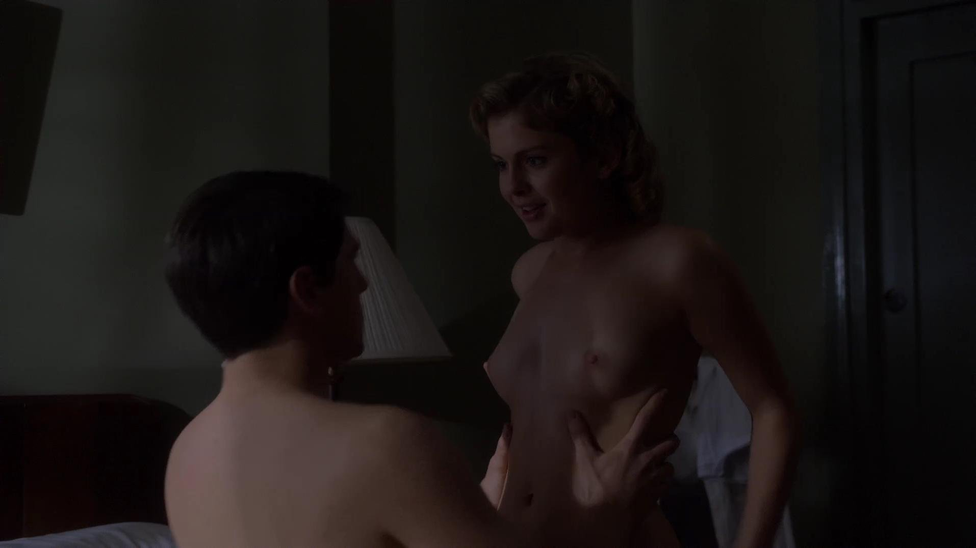 Rose mciver nude gif