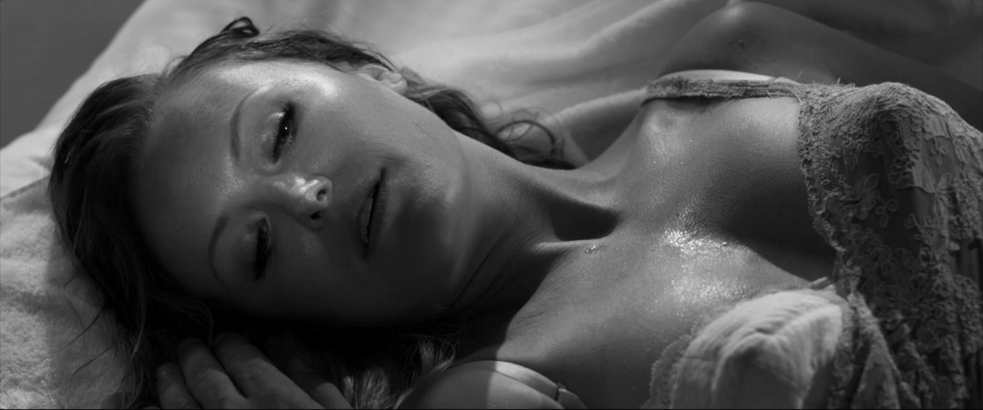 Malin Akerman sexy - Hotel Noir (2012)