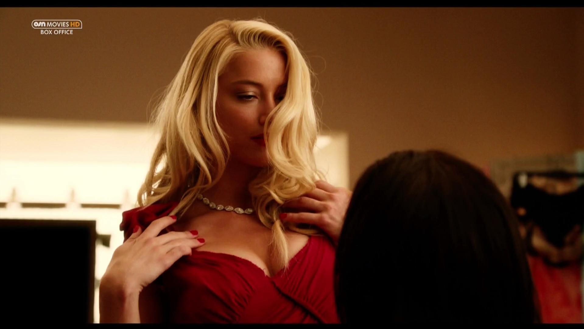 Amber Heard Naked Video nude video celebs » amber heard sexy - machete kills (2013)