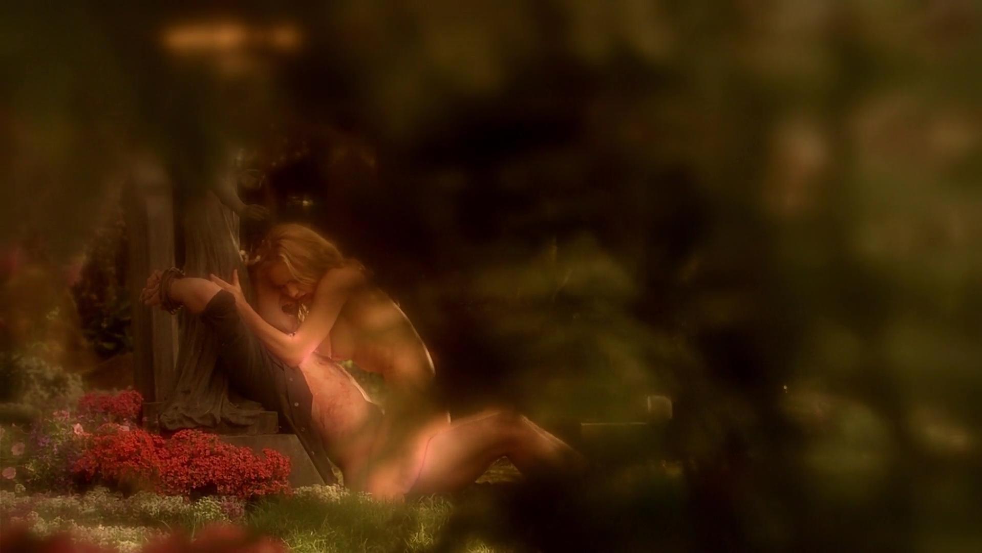 Anna Paquin nude - True Blood s06e05-06 (2013)