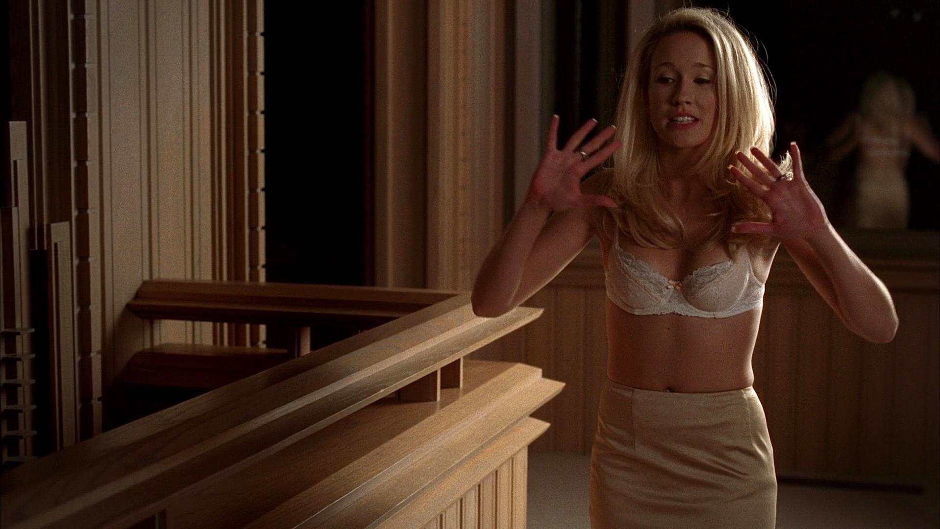 Nude Video Celebs  Anna Camp Sexy - True Blood S02 2009-5061