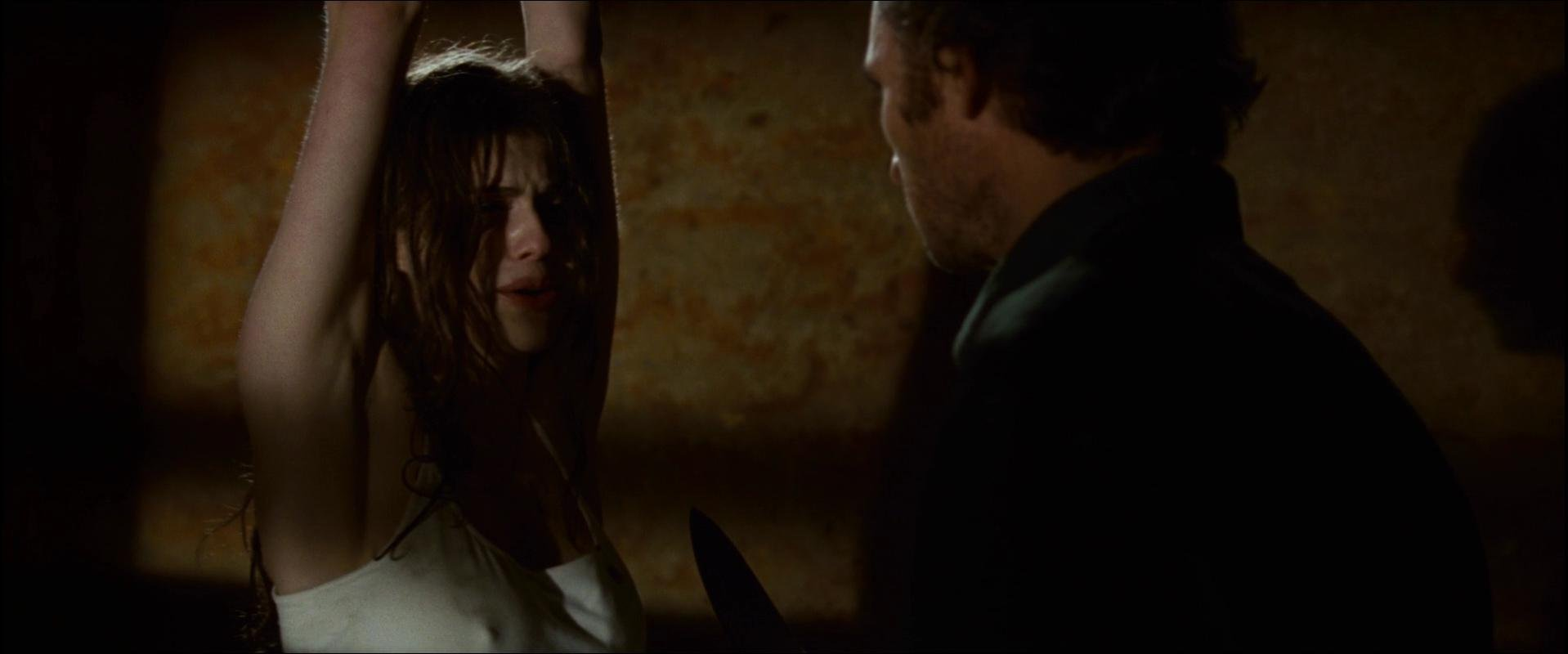 Alexandra Daddario sexy - Bereavement (2010)