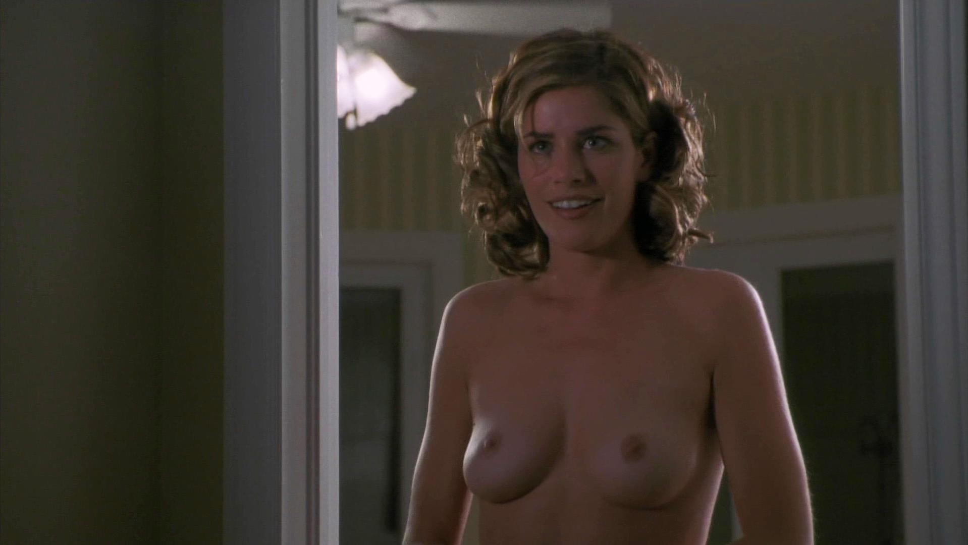 Amanda peet nude scene