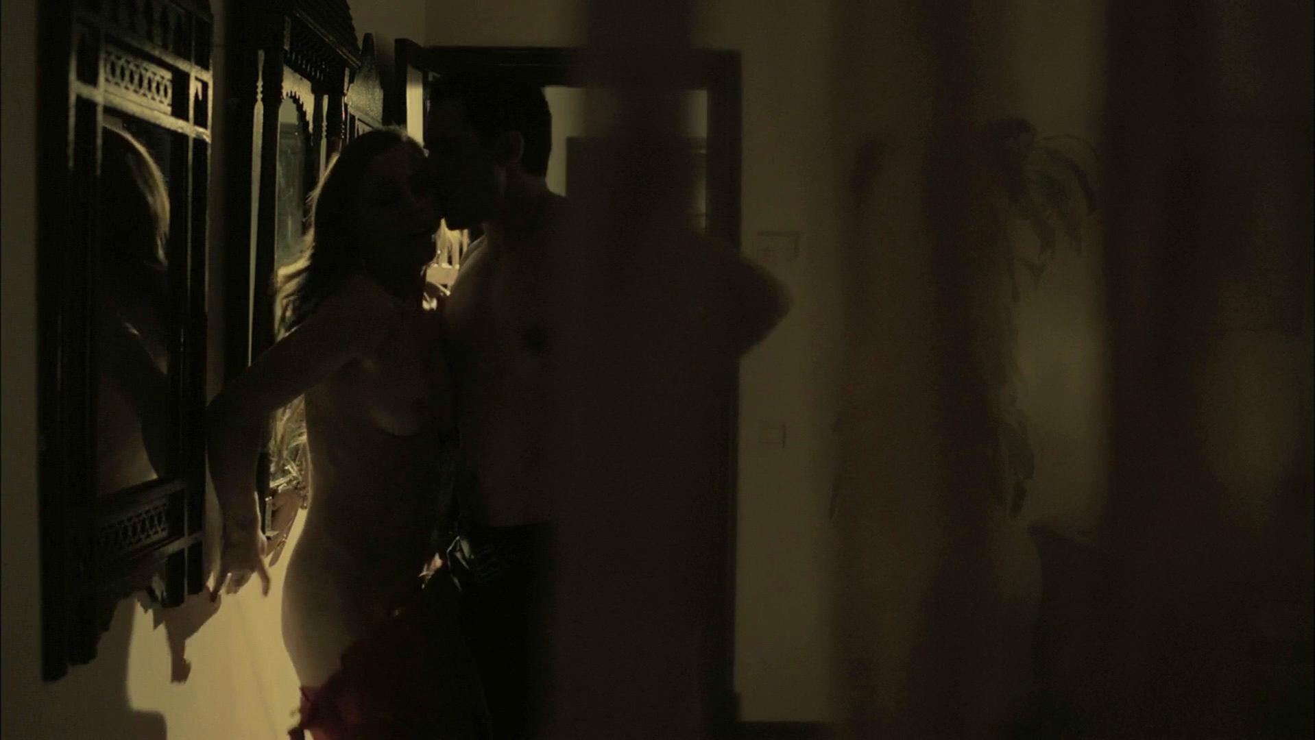 Melissa George nude - Hunted s01 (2012)