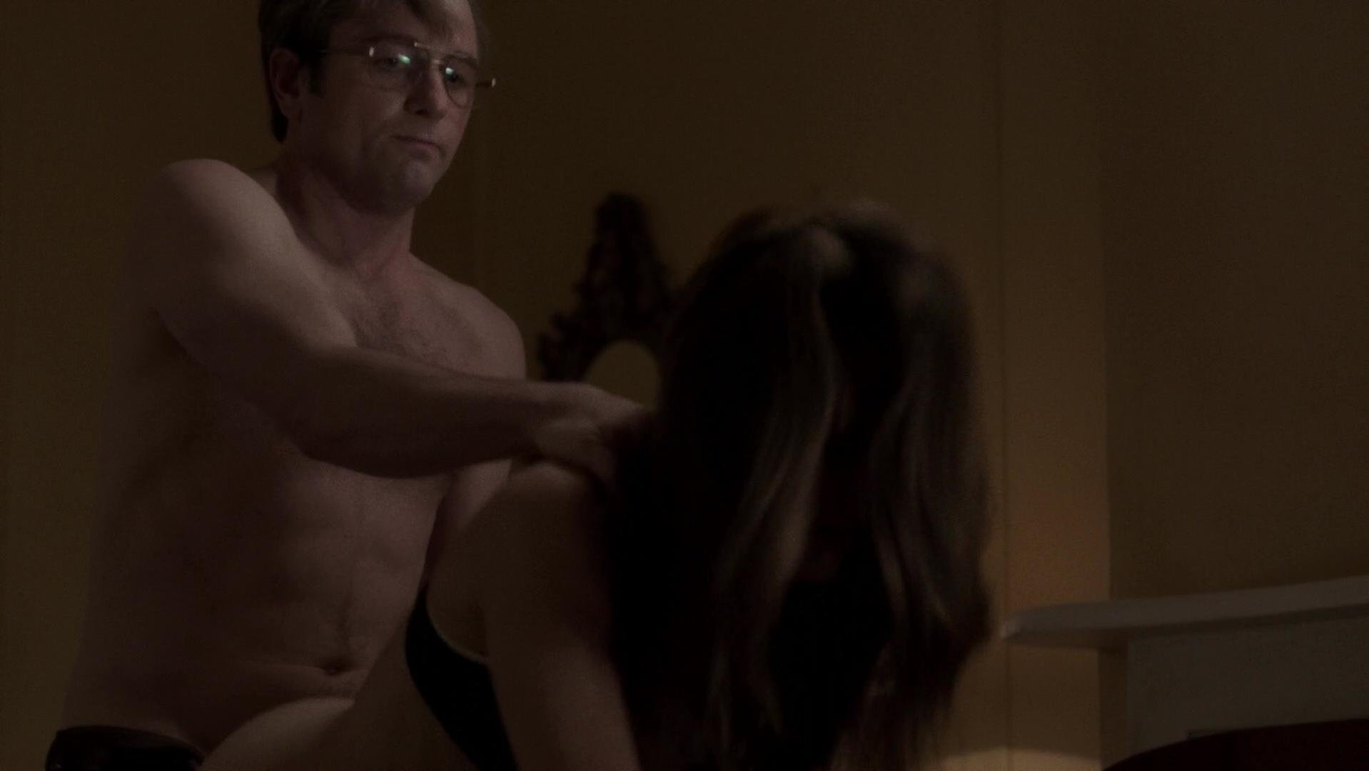 Keri Russell nude - The Americans s02e06 (2014)