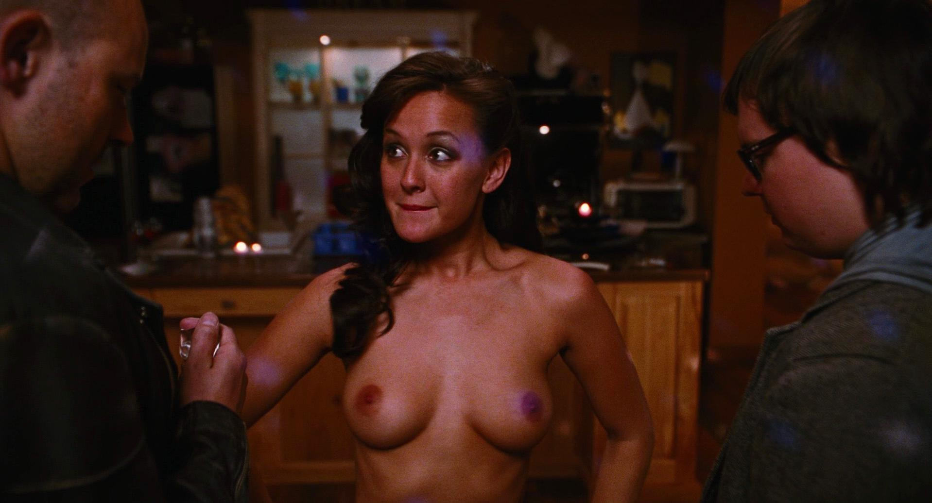 Can crystal lowe hot tub time machine scene reply