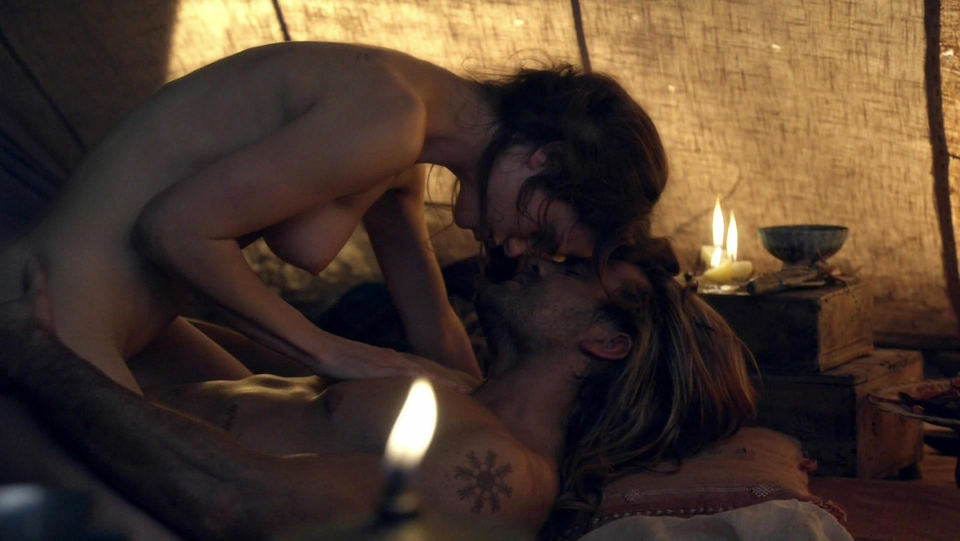Lucy lawless viva bianca erin cummings nudes from spartacus - 1 part 4
