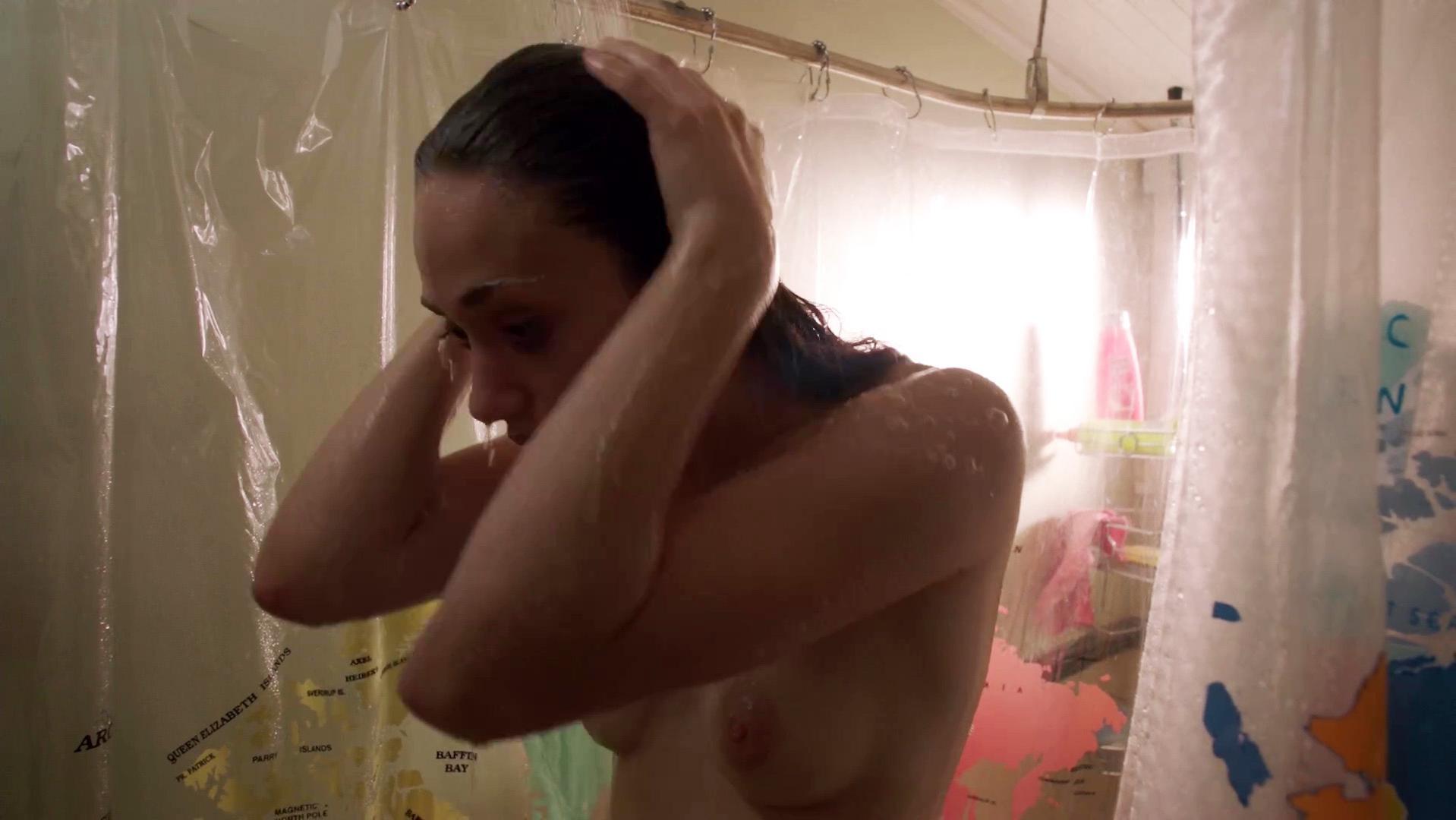 Nude Video Celebs  Emmy Rossum Nude - Shameless S03E01-07 -9997