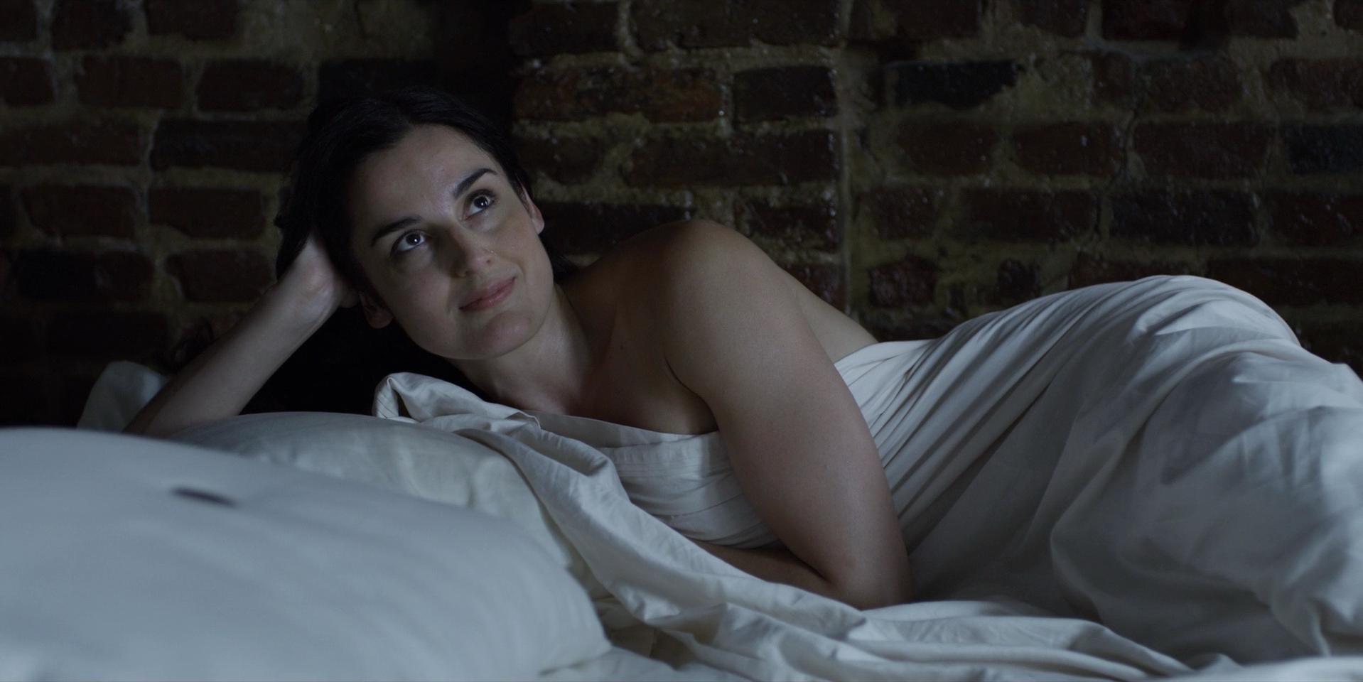 Rachel brosnahan sex scene
