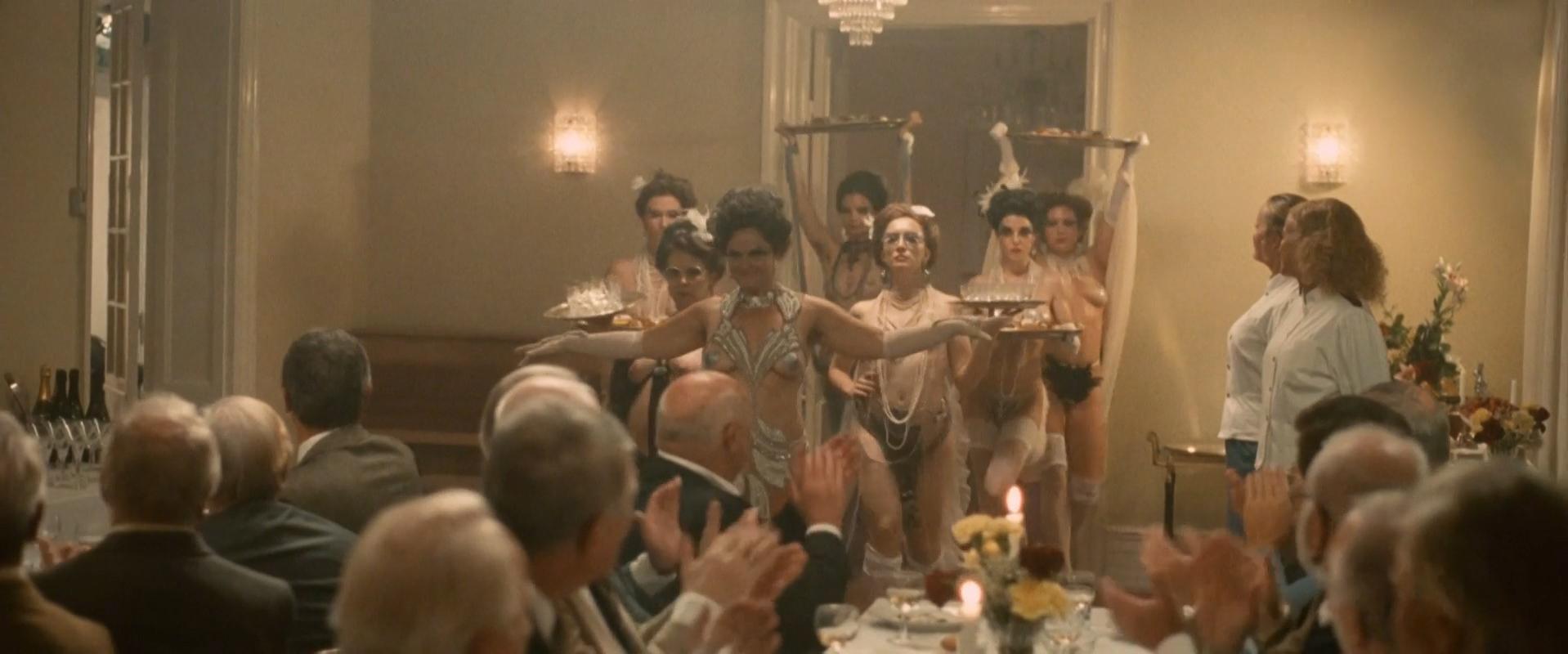 Pernilla August nude - Call Girl (2012)