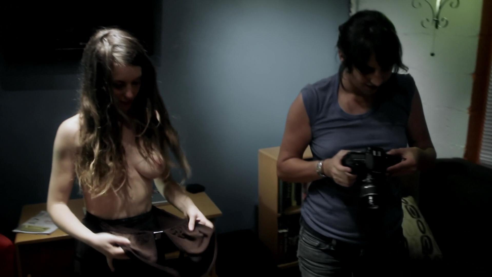 Sophia Takal nude, Caroline White nude - 24 Exposures (2013)