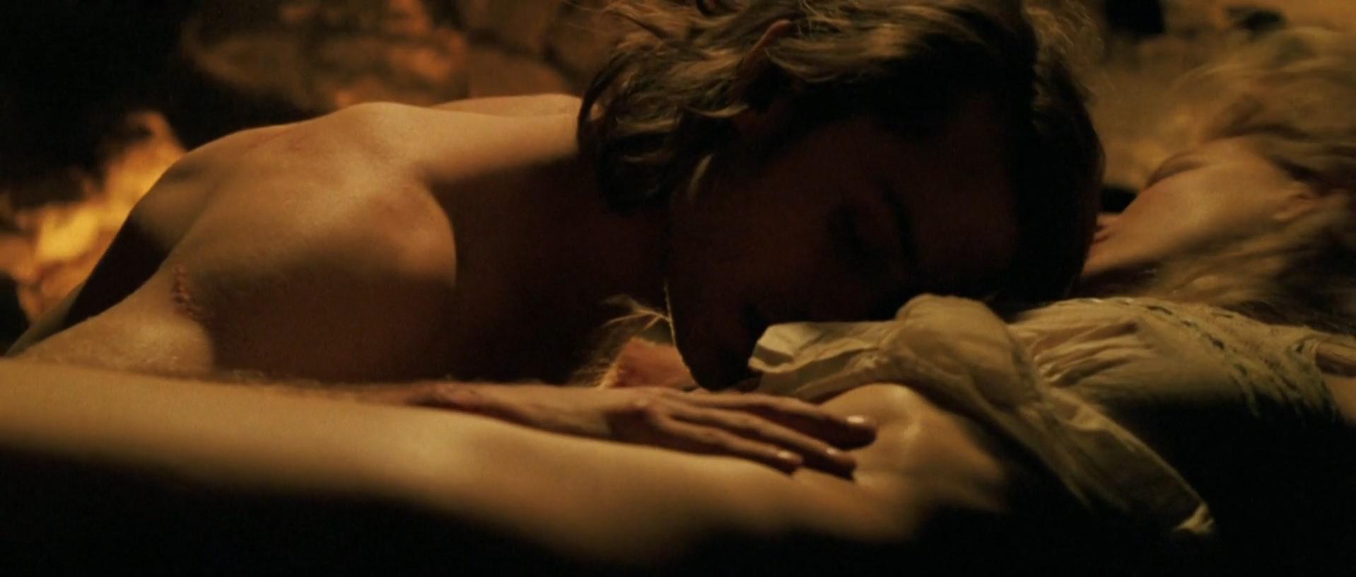 Nicole Kidman nude - Cold Mountain (2003)