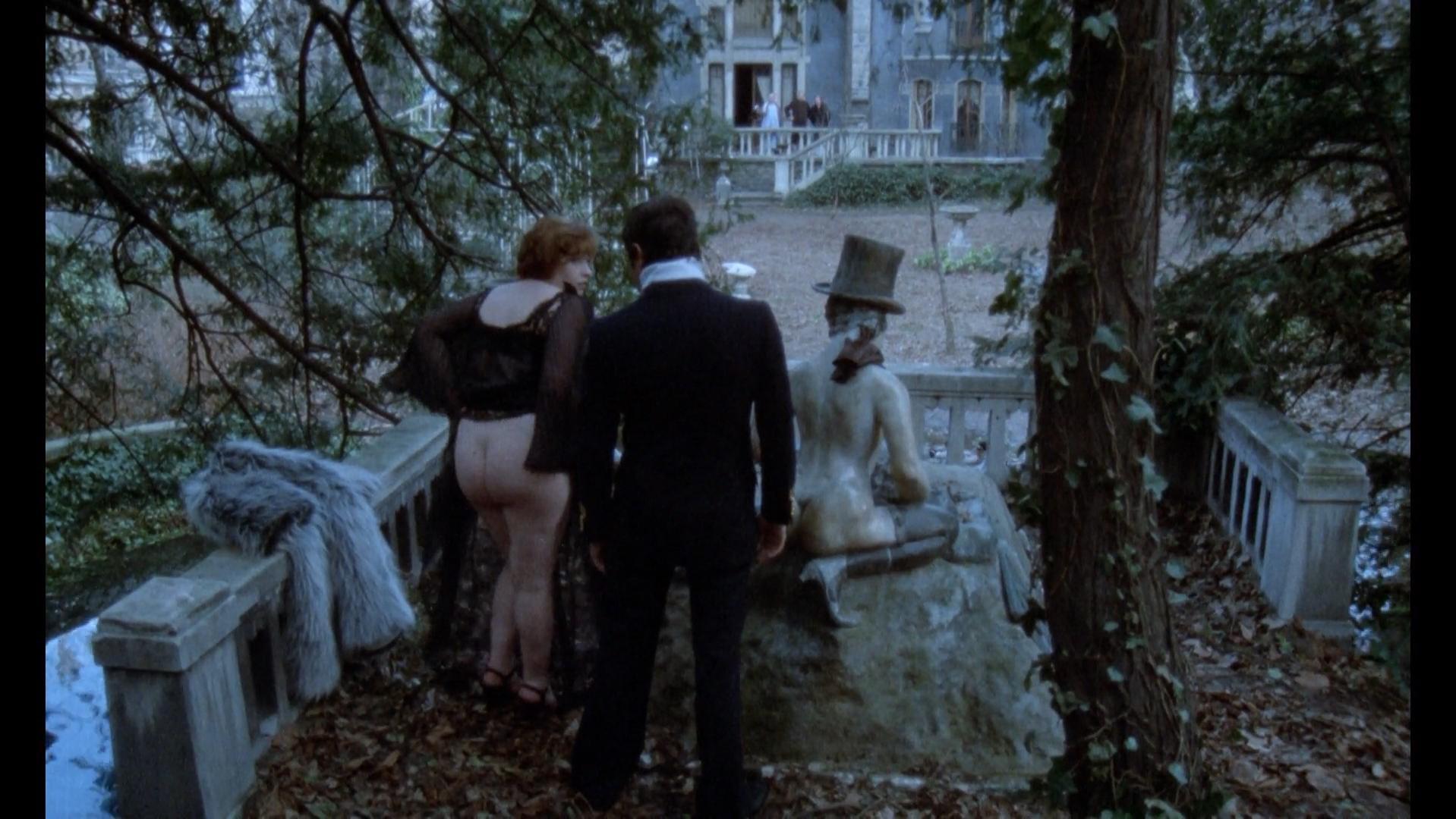 Andrea Ferreol nude - La grande bouffe (1973)