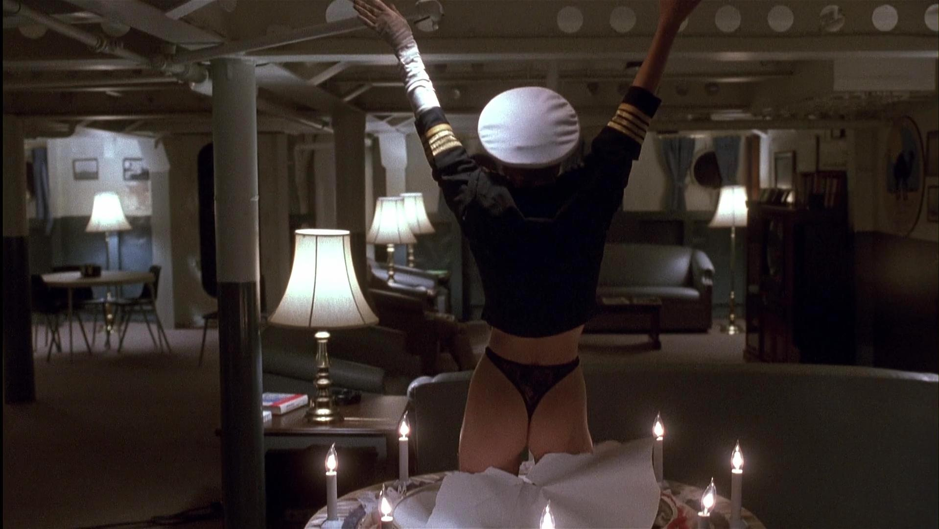 kris kristopherson movie sex scene