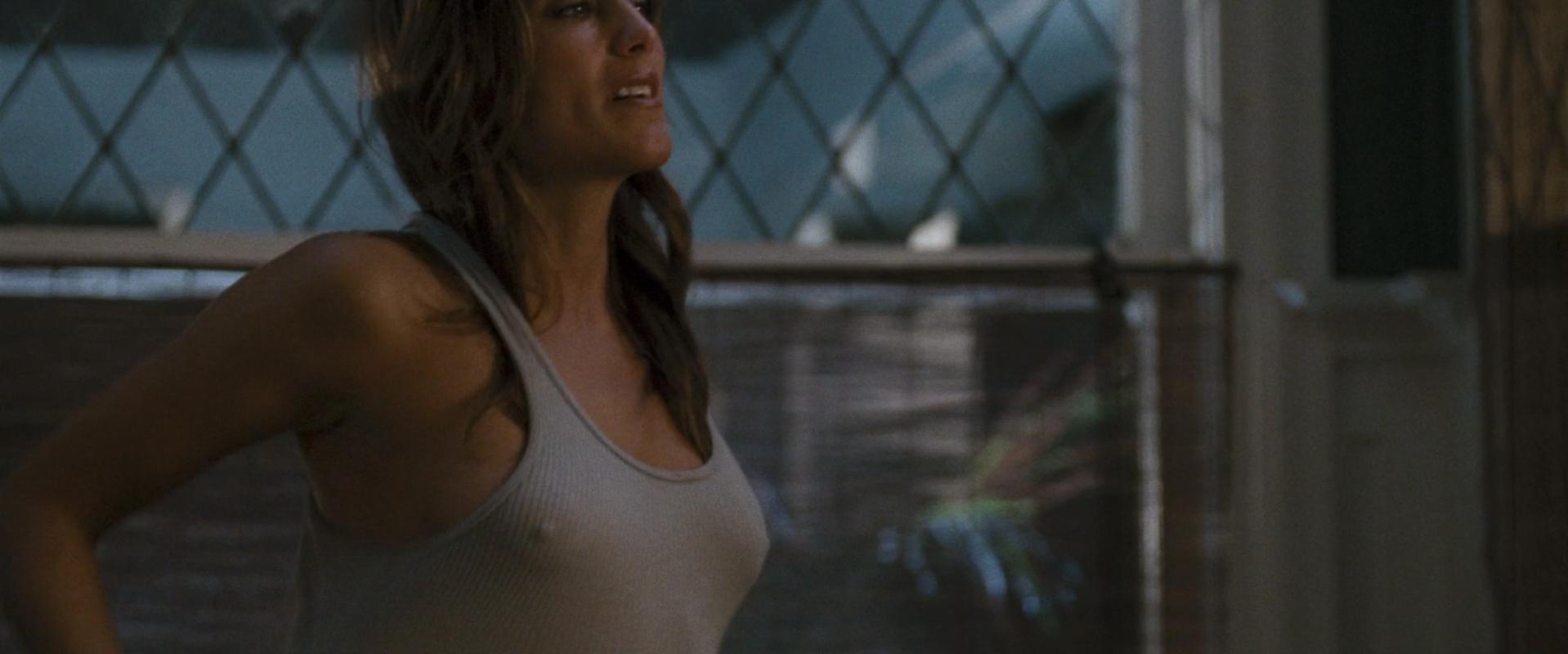 Rosamund pike breast tits