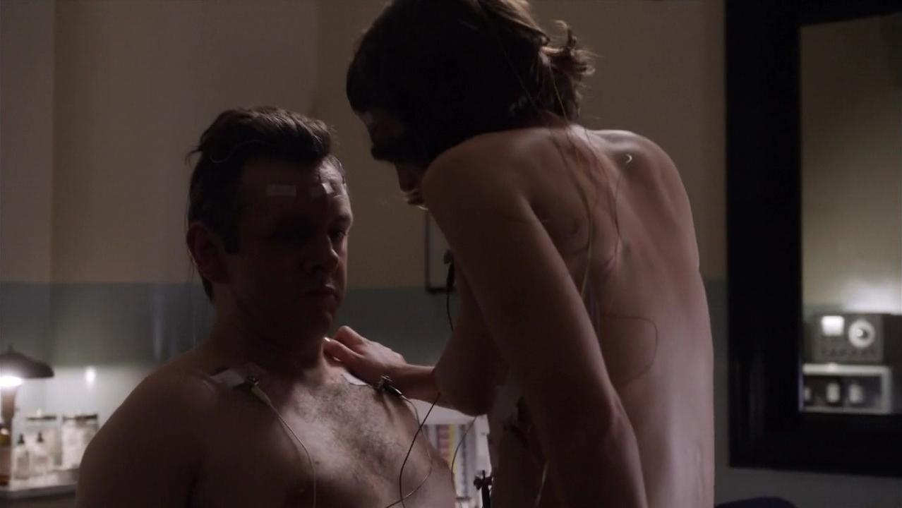 Lizzy Caplan nude - Masters of Sex s01e07 (2013)