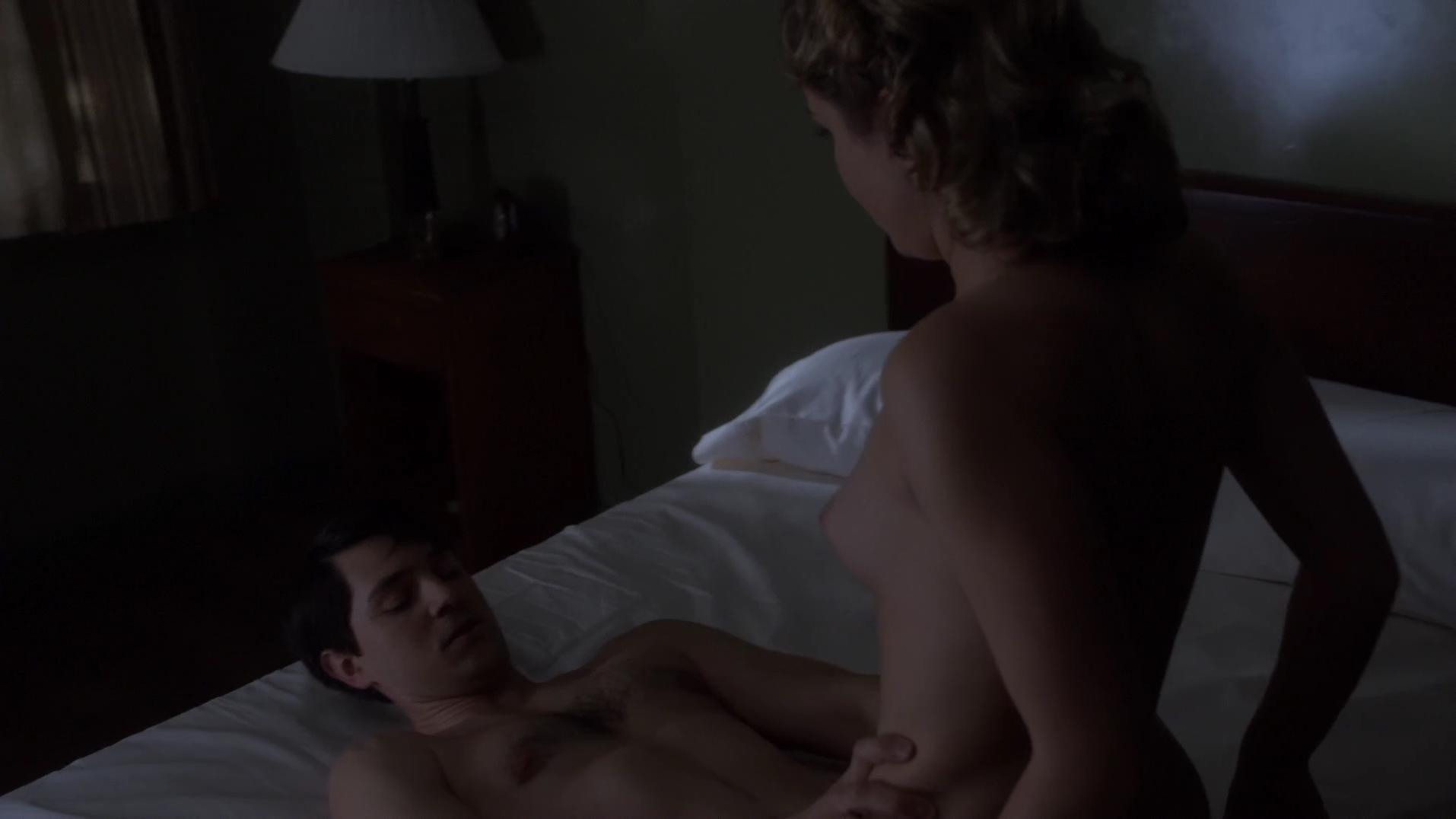 Nude Video Celebs Rose McIver Nude - Masters Of Sex-1501