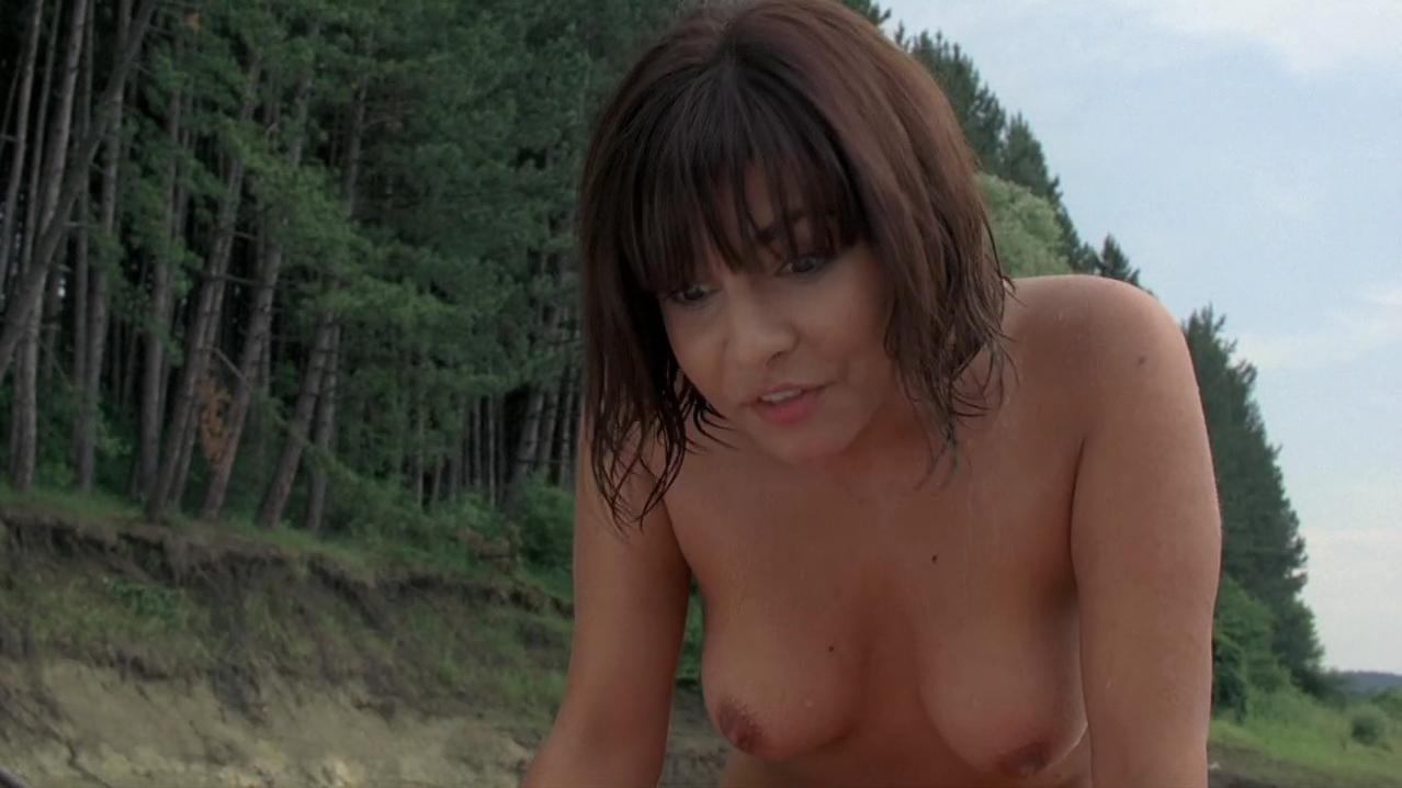 Roxanne Pallett nude - Lake Placid 3 (2010)