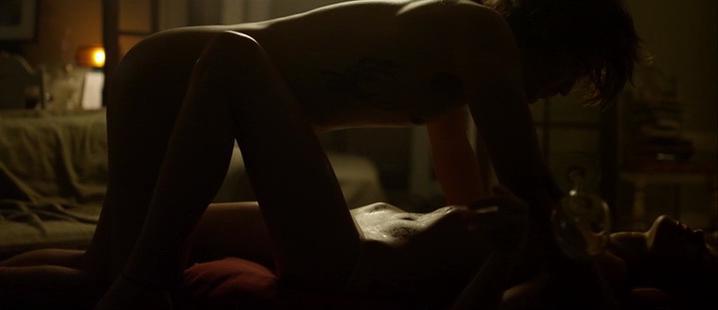 Gabriella Wilde nude, Cassandra Cruz nude - Squatters (2014)