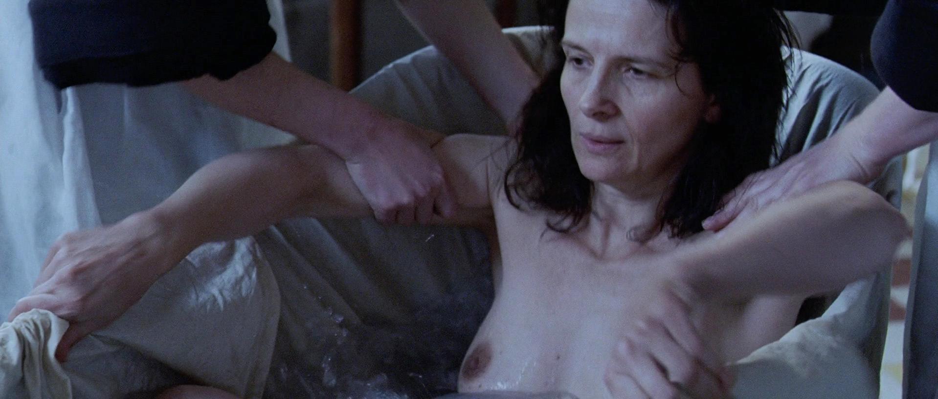 juliette binoche nude photos