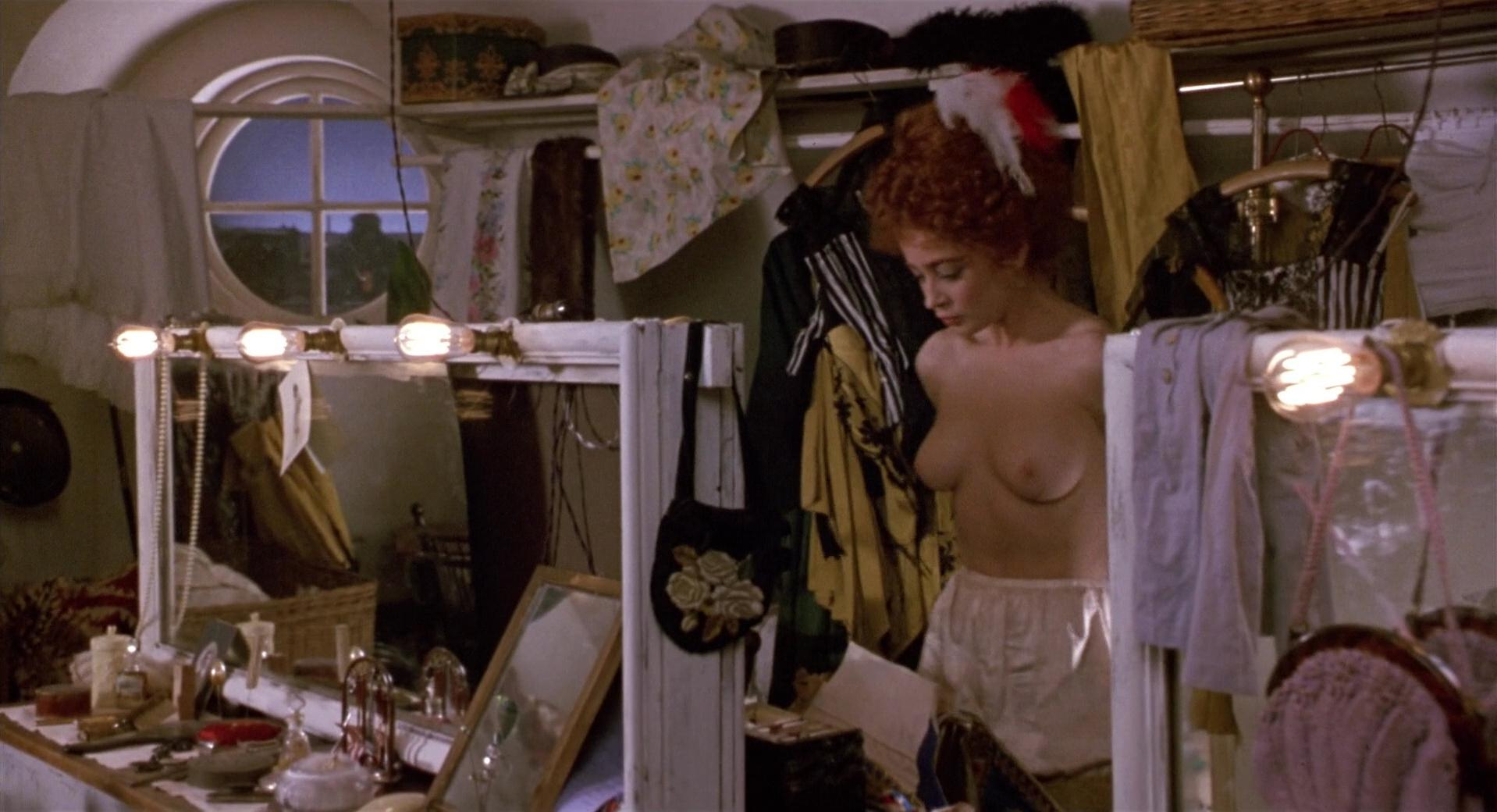 Moira Kelly nude, Diane Lane nude - Chaplin (1992)