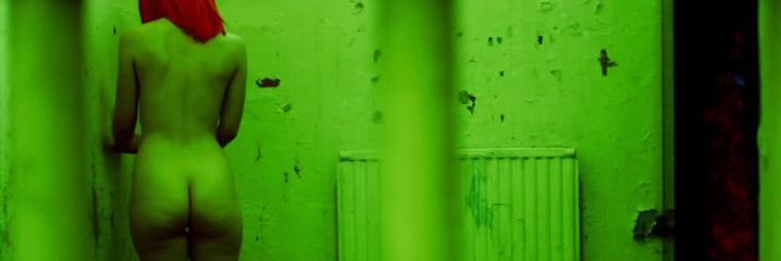 Eleanor James nude - Slasher House (2012)