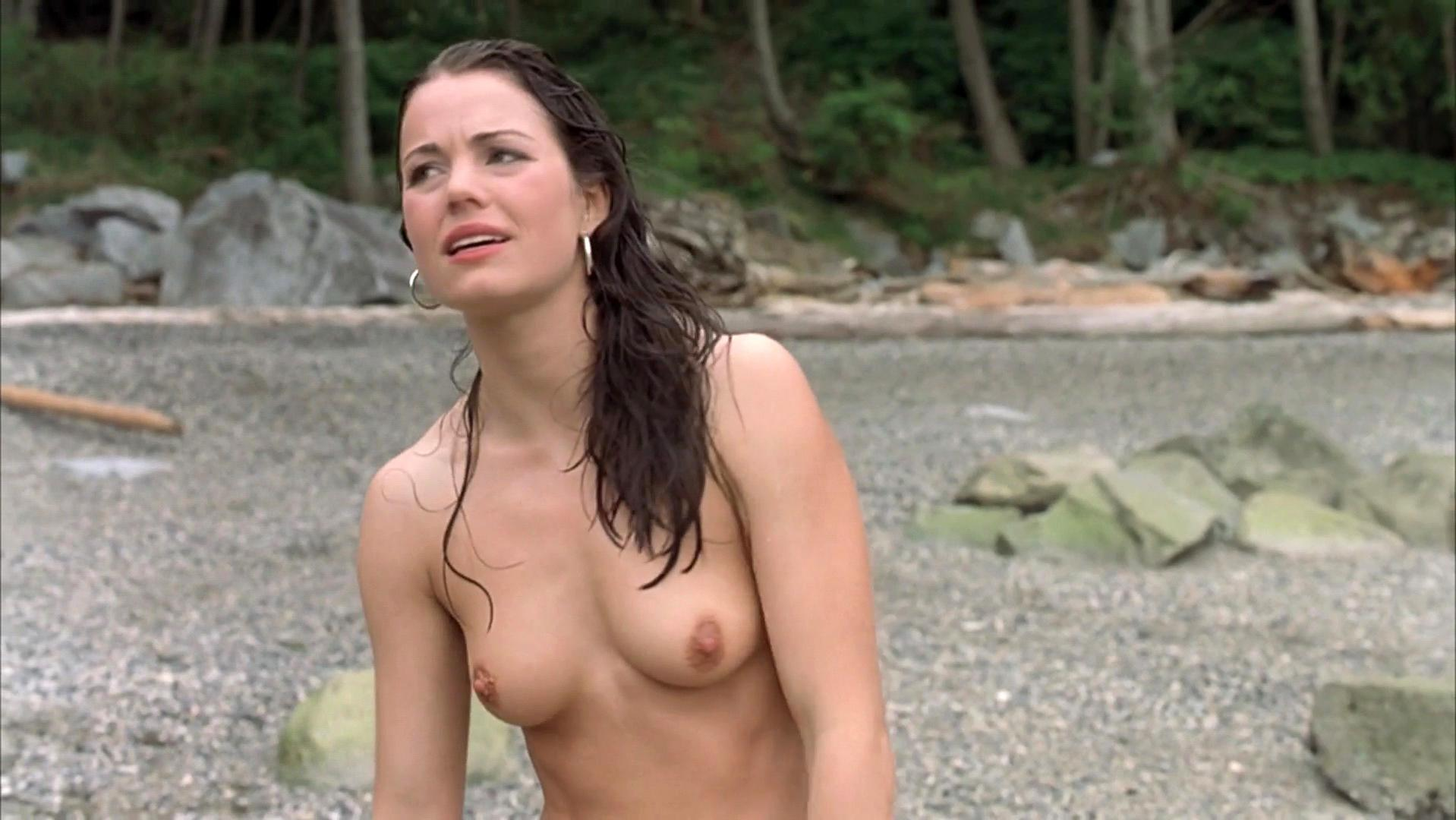 Pity, that Erica durance nude right