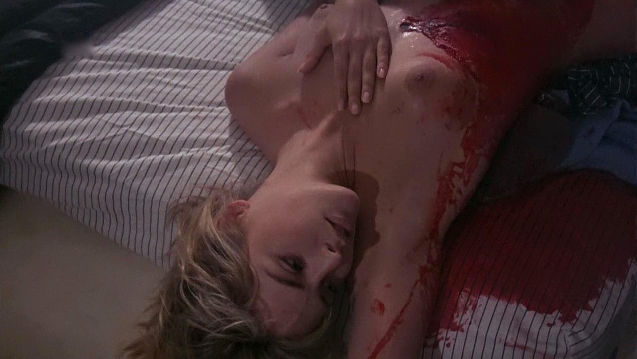 Sharon Stone nude - Action Jackson (1988)