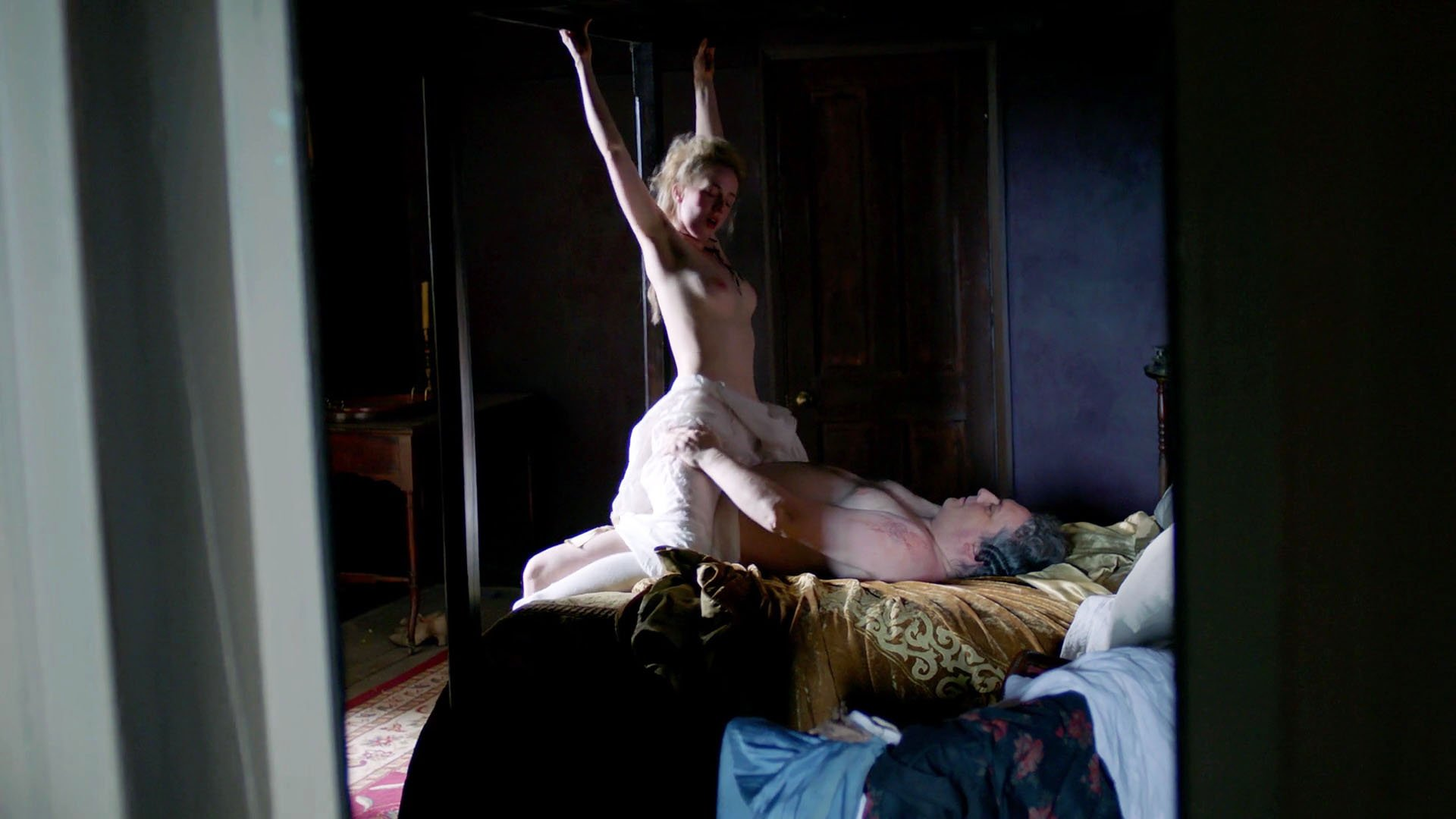 Holli Dempsey nude - Harlots s01e01 (2017)