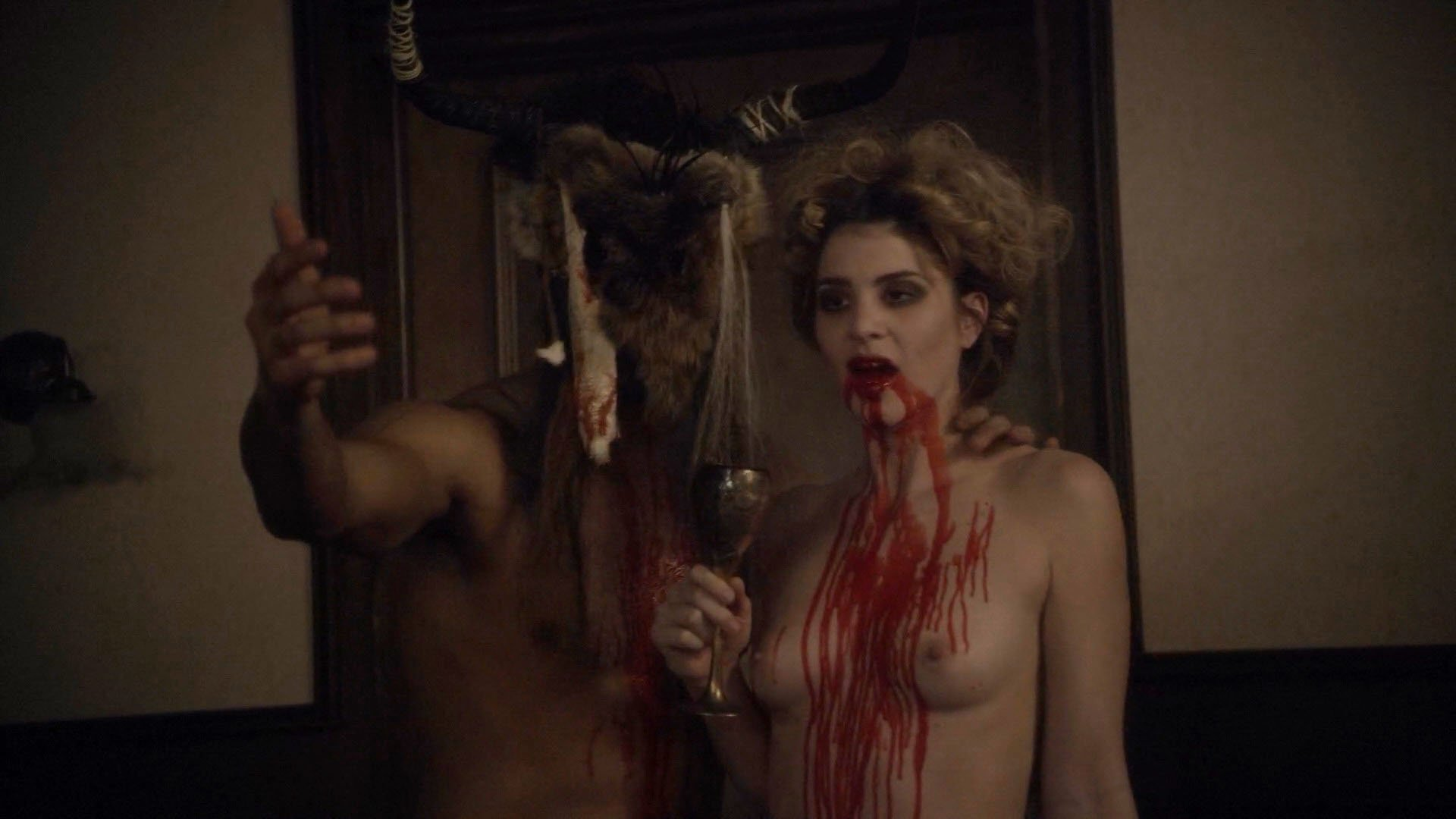 Erin Johnson nude - The Institute (2017)