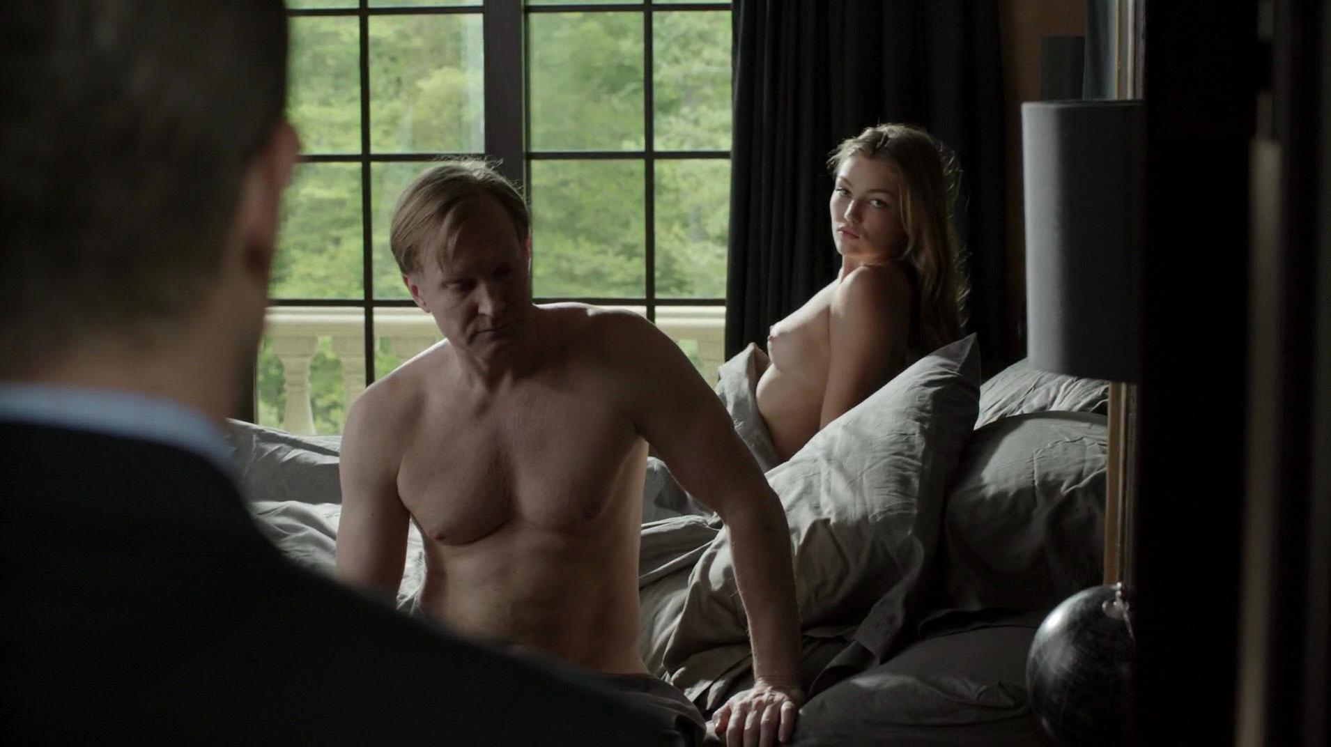 Lili Simmons nude - Banshee s03e01 (2015)