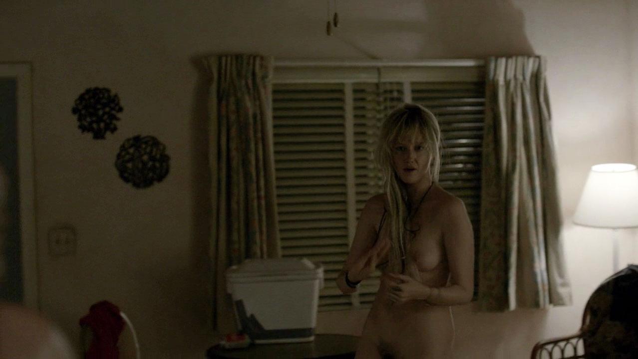 Andrea Riseborough nude - Bloodline s02e05 (2016)
