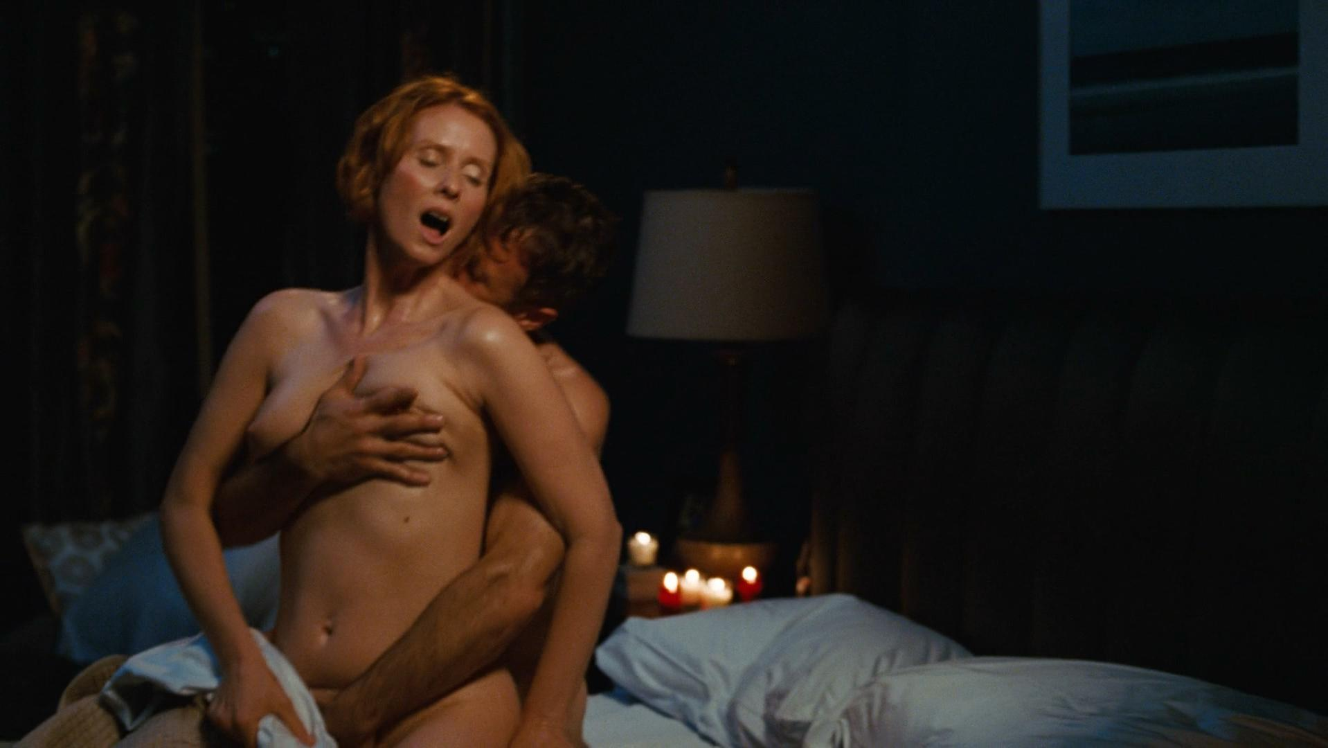 Cynthia Nixon nude - Sex and the City (2008)