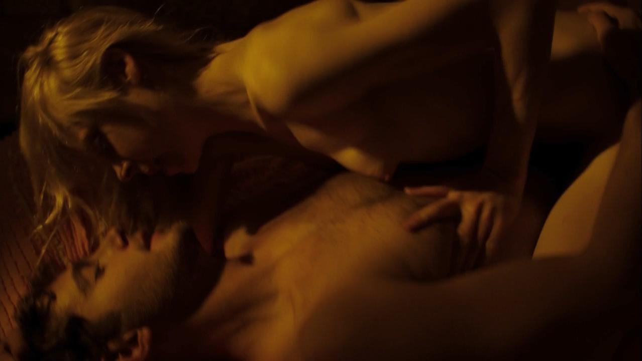 Antonia Campbell-Hughes nude - Kelly + Victor (2012)