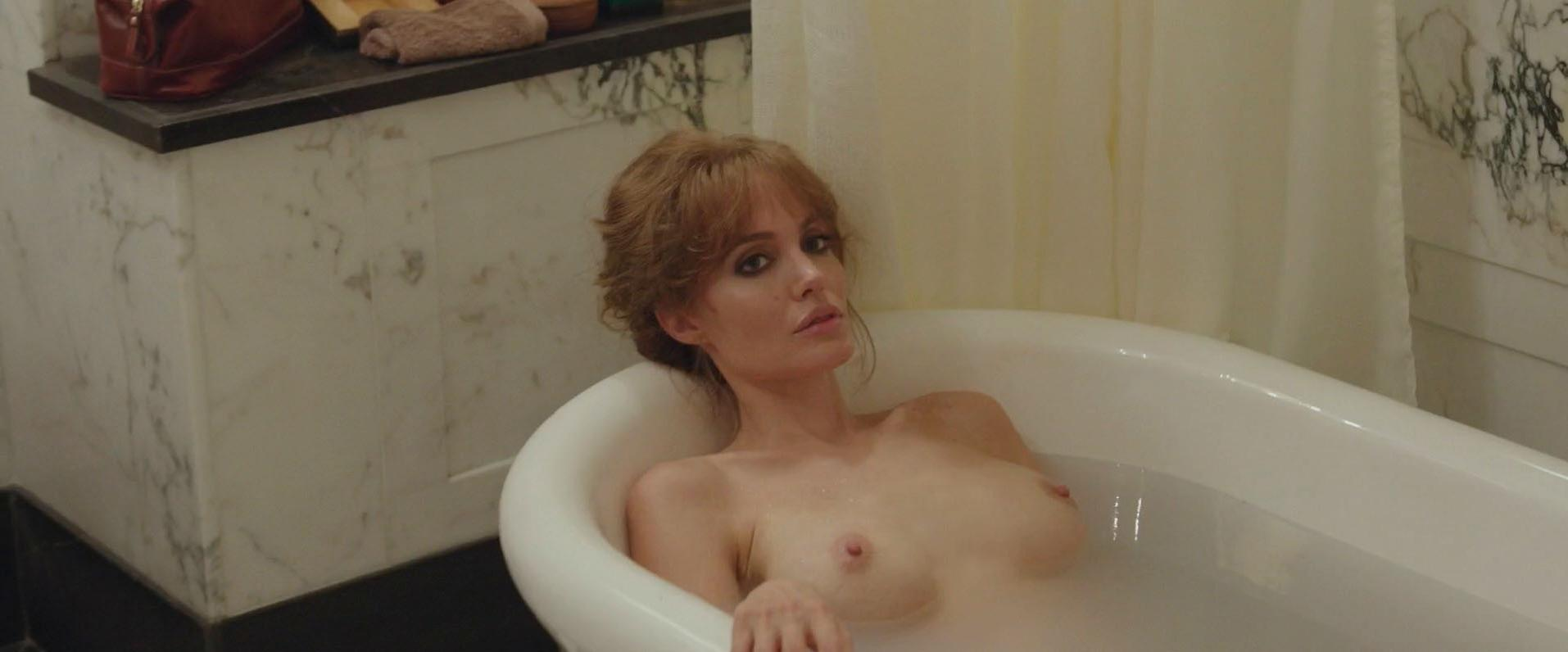 Angelina Jolie nude - By the Sea (2015)