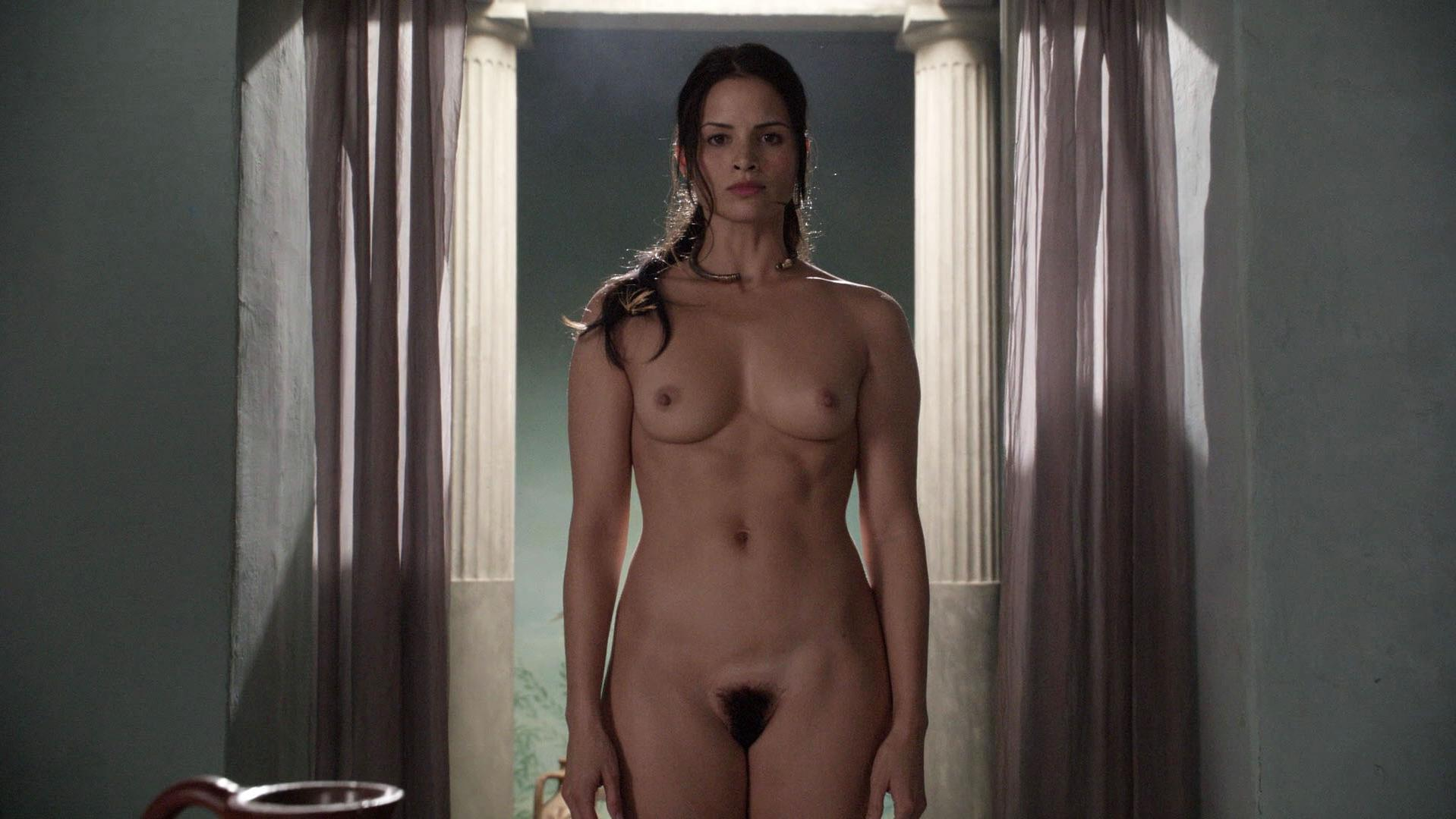 Lucy Lawless nude, Katrina Law nude - Spartacus Blood and Sand s01e09 (2010)
