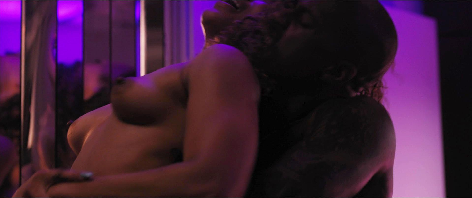 Chantley Lorraine Ward nude - Chi-Raq (2015)