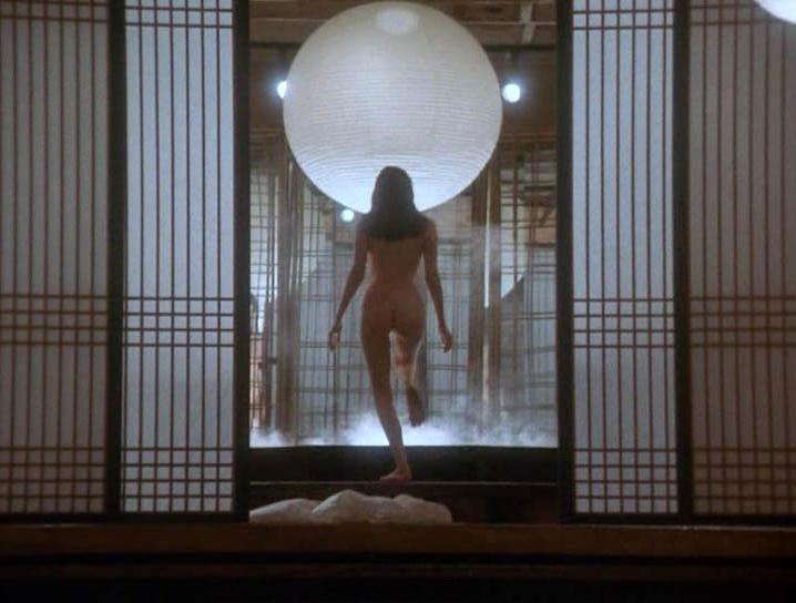 Charlotte Lewis nude - Storyville (1992)