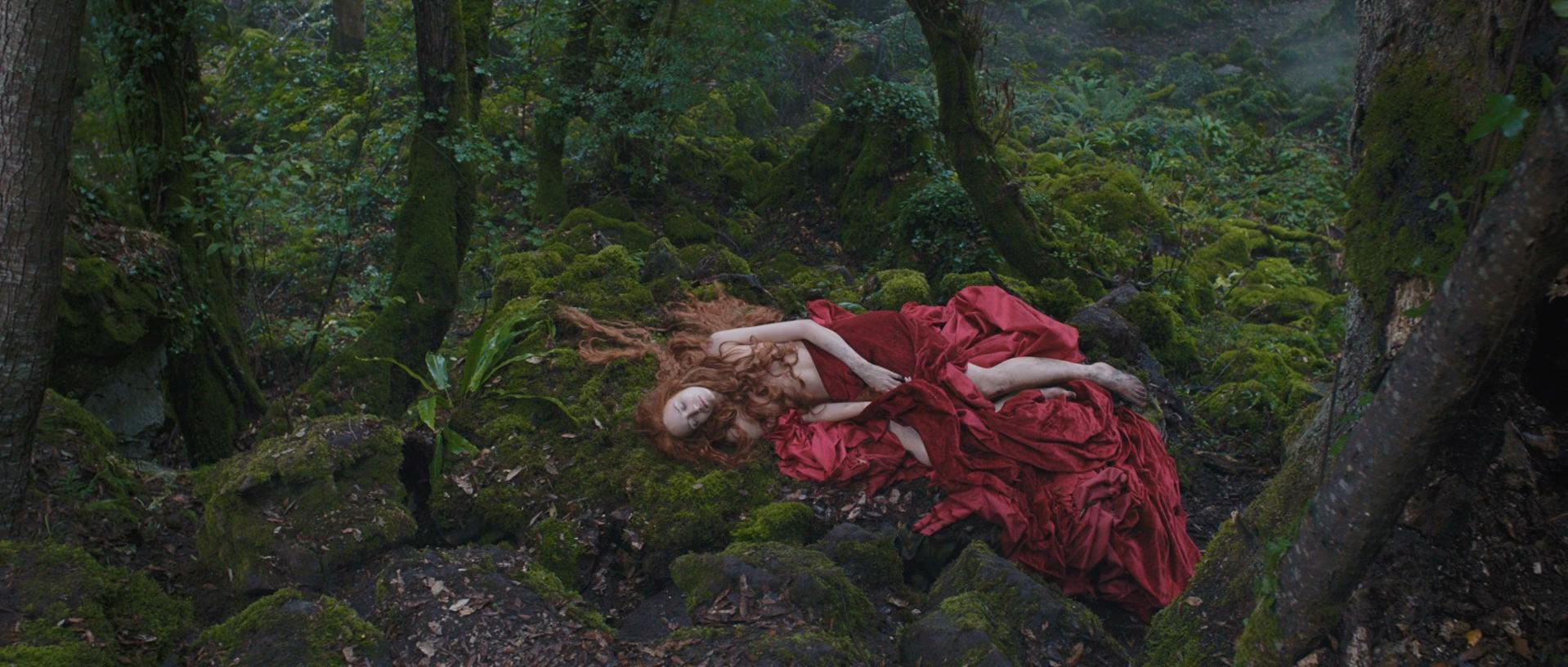 Stacy Martin nude - Tale of Tales (2015)