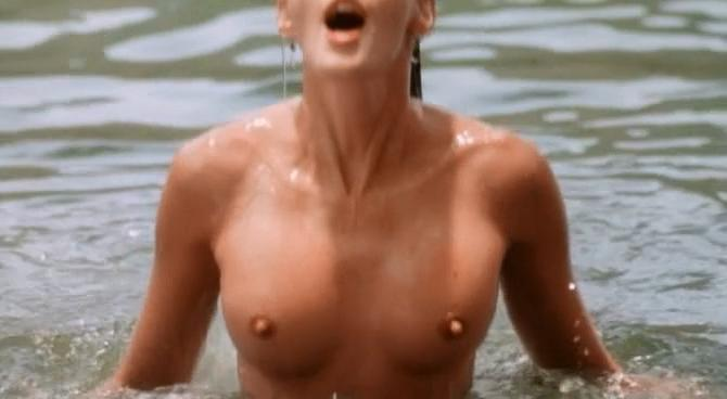 May Karasun nude - Lake Consequence (1993)