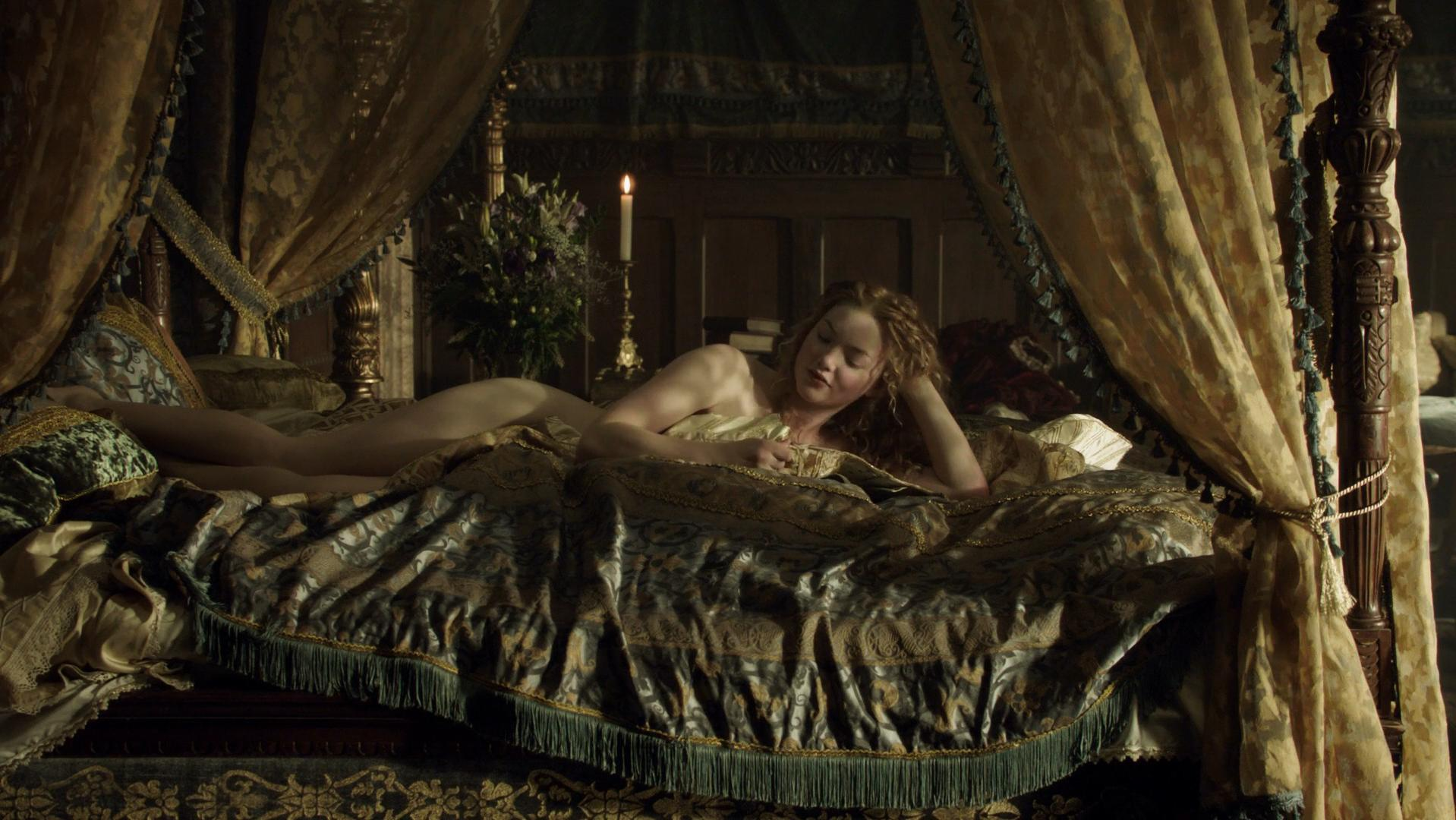 Holliday Grainger nude - The Borgias s03e02 (2013)